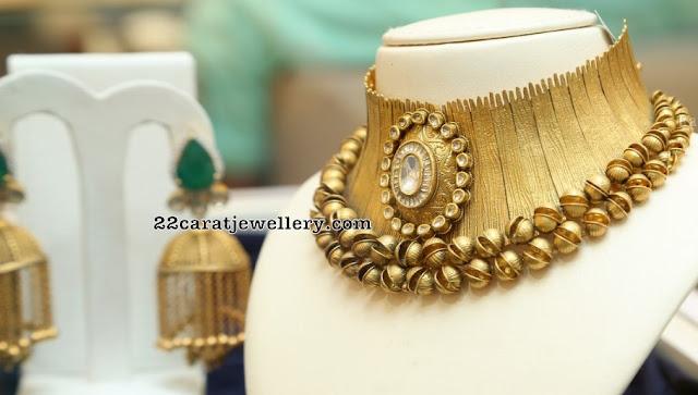Fancy Designer Bridal Sets by Malabargold
