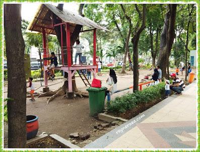 Taman Flora / Kebun Bibit