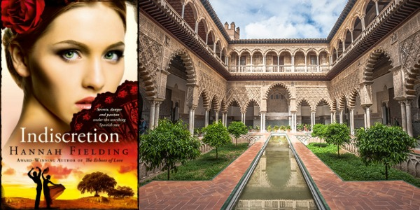 indiscretion, hannah-fielding, book, spain