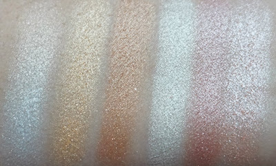 bh Cosmetics Spotlight Highlight Palette