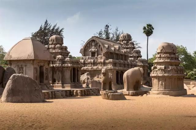 Mahabalipuram Pallava Dynasty