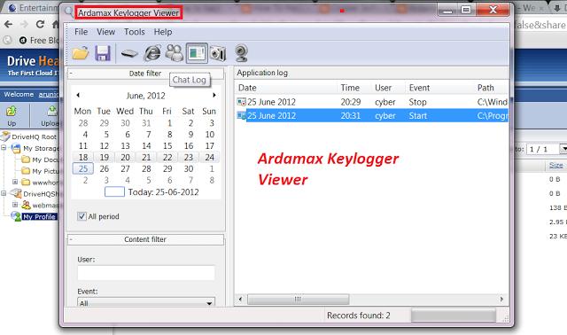 ardamax keylogger torrent
