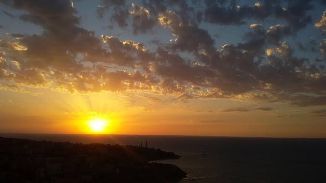 كيفية تصوير شروق الشمس وغروبها