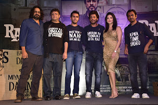 Team Raees celebrate in style!