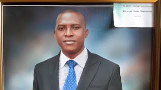Doctor Moses Afuwape