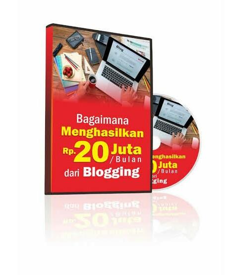 20 Juta dari Blogging