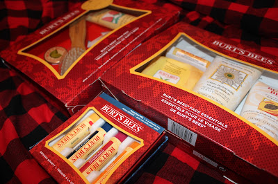 Burt's Bees Holiday Gift Sets