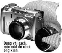 Sửa một số lỗi cơ bản trên máy ảnh