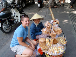 A healthy me in Vietnam
