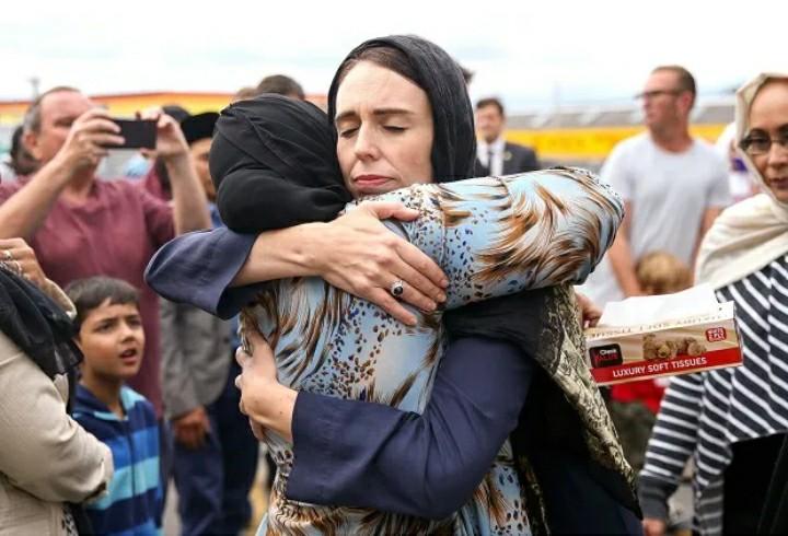 PM Selandia Baru: Saya Senang Berhijab