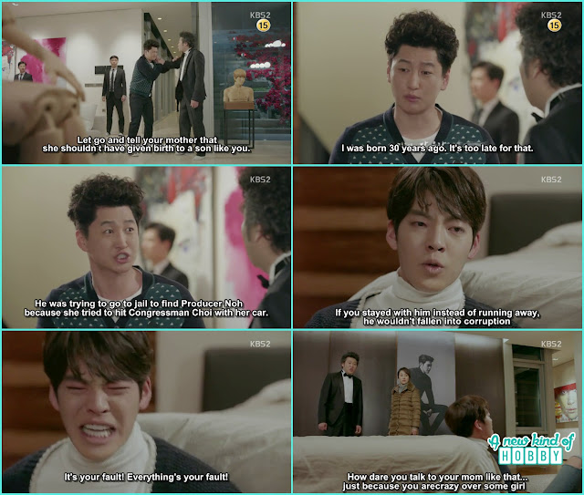 Joon Young and her mother at his place - Uncontrollably Fond - Episode 11 Review - Kdrama 2016