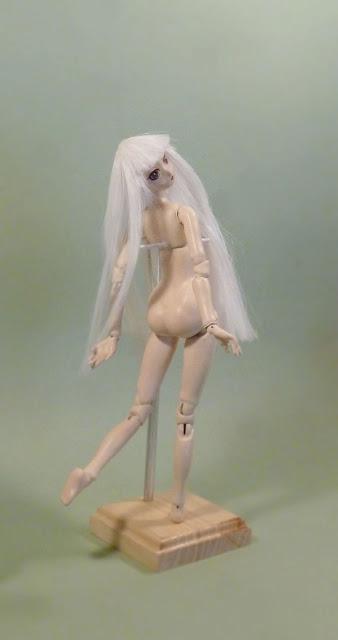 muñecas de porcelana manga