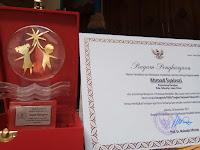 Iseng Bikin Game, Saya Mendapatkan Anugerah PAUD Tingkat Nasional 2017