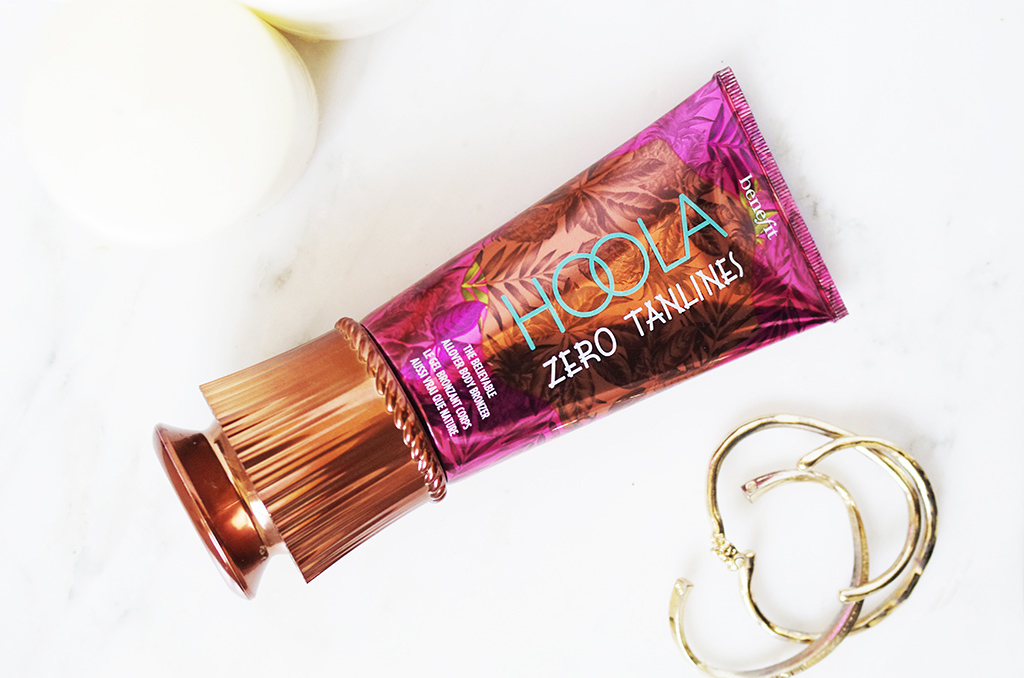 Elizabeth l Beauty review Benefit Hoola Zero Tanlines for body l THEDEETSONE l http://thedeetsone.blogspot.fr