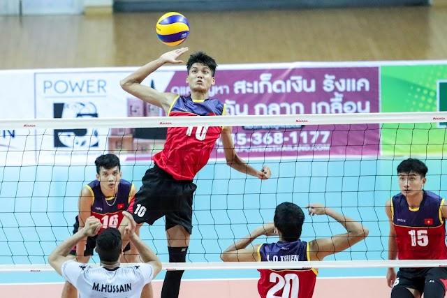 Đội tuyển U23 nam Việt Nam thắng Bahrain