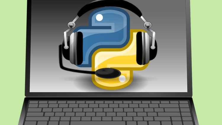 udemy coupon Learn Python: Build a Virtual Assistant