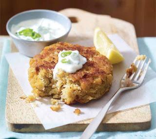 lemon shallot crab cakes recipe