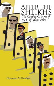 كتاب ما بعد الشيوخ السقوط القادم لملوك الخليج