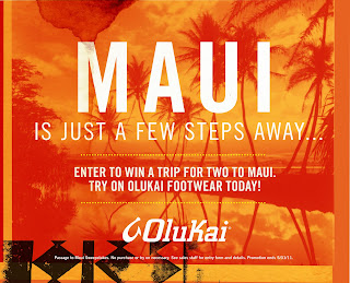 Linda Wolven Wins A Trip for Two to Maui!! 1