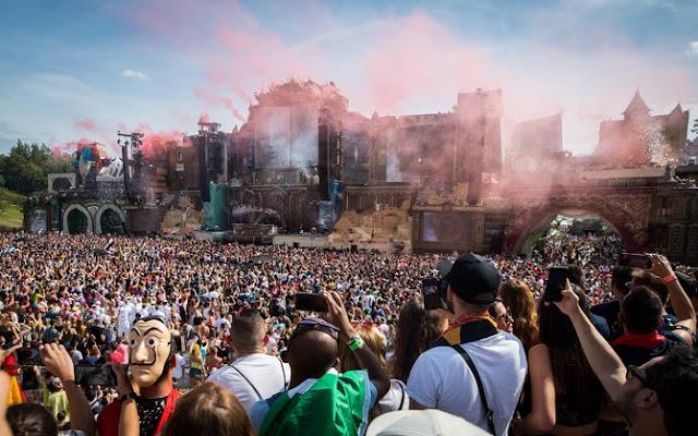 Coronavirus forces Belgium's Tomorrowland dance festival online : organizers said Thursday