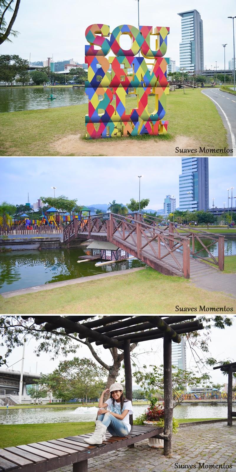 Blumenau Parque Ramiro Ruediger