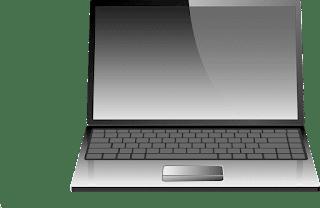 Laptop blank