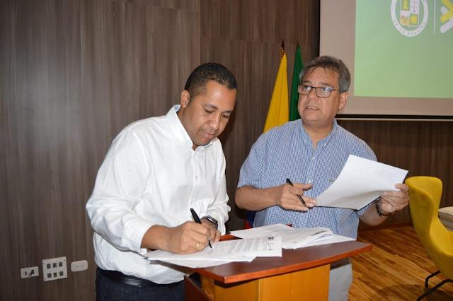 Convenio para la formulación del Plan de Desarrollo de Riohacha se firmará con Función Pública