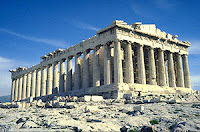 Партенонът, Атина, Гърция