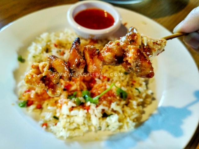 Thailand Chicken Skewer Liberica Solo