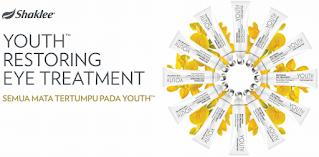 Youth Restoring Eye Treatment: Krim Mata Shakle