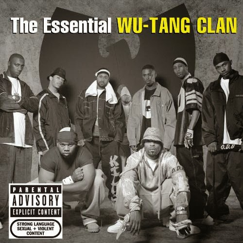 capa - Wu-Tang Clan – The Essential Wu-Tang Clan – 2013