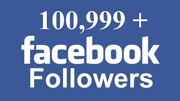 Cara Mudah Mendapatkan Banyak Follower Facebook