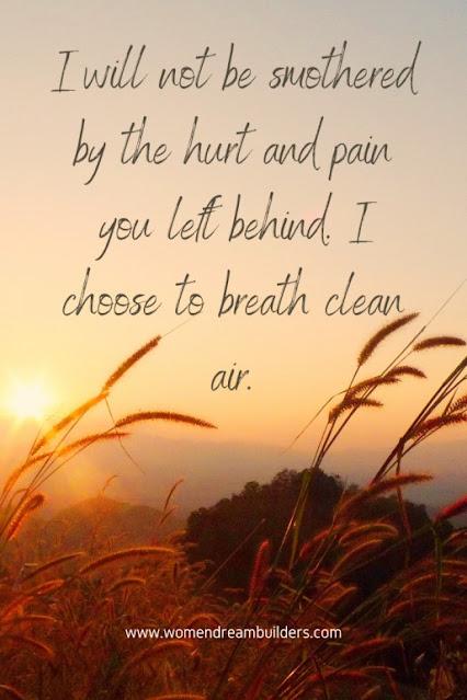 choose to breathe clean air