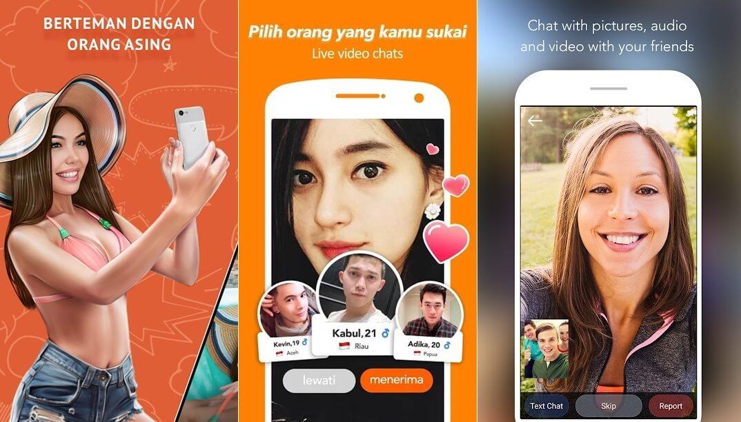 Daftar Aplikasi Video Call Vc Acak Terbaik Seluruh Dunia Mediaztutorialz