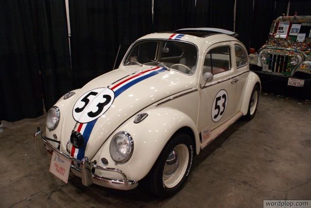 Herbie el vocho