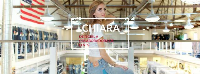 Levi's, Levi's Store, Chiara Ferragni, The Blonde Salad, 501, We are 501, lifestyle, Sune, Vía Moda, Leoncé, El Corte Inglés, Levi's Store, influencers,  Levi's Eureka,