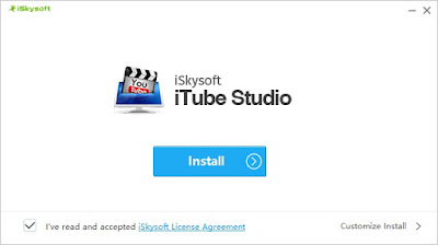 iSkysoft iTube Studio for Mac 5.7 imagenes