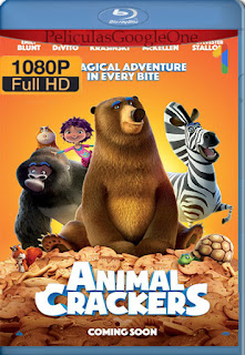 Galletas De Animalitos [2017] [1080p BRrip] [Latino-Ingles] [HazroaH]