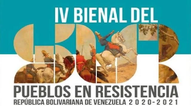 Cuarta Edición de la Bienal del Sur, iniciará el próximo 24 de julio