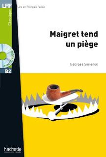 """Maigret tend un piège"" - Georges Simenon"