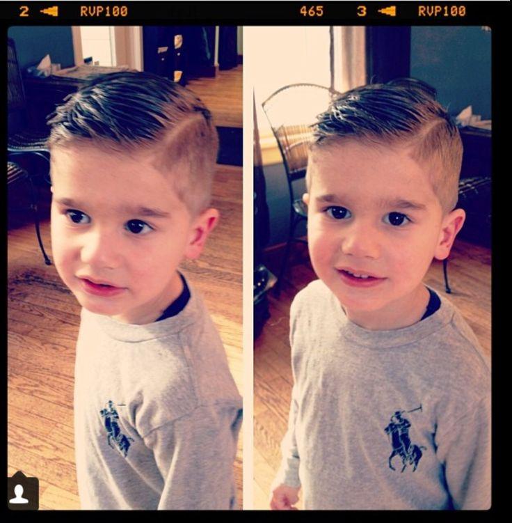 MODEL TREND GAYA - Gaya rambut anak laki laki keren