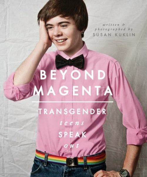 Author Interview: Susan Kuklin on Writing Nonfiction & Beyond Magenta: Transgender Teens Speak Out