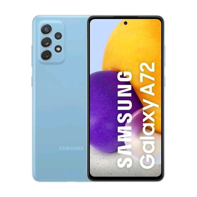 Samsung Galaxy A72 specs at glance