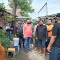 H. Aep Rehab Rumah Warga di Desa Duren