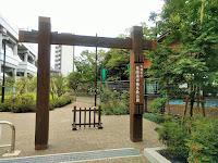 聖蹟蒲田梅屋敷公園の入り口