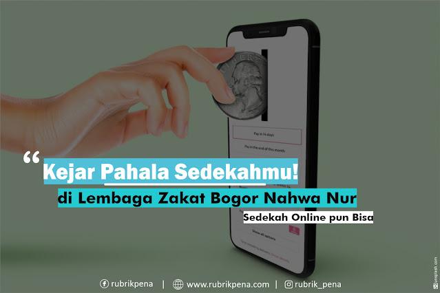 donasi online bogor