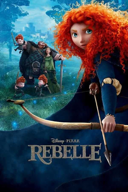 Download Brave (2012) Dual Audio (Hindi-English) 480p [300MB] || 720p [1GB]