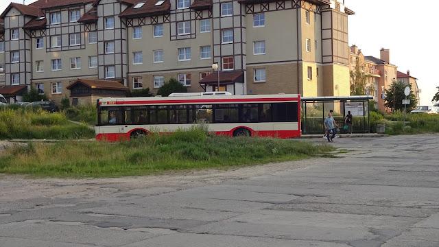 Komunikacyjna draka na południu Gdańska - co gryzie mieszkańców korzystających z pętli autobusowej Kampinowska? - Czytaj więcej »