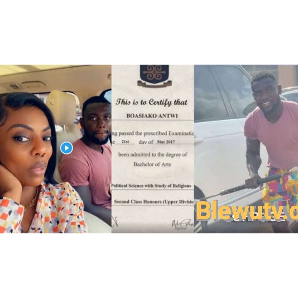 We need to break the system of knowing someone before you get a job - Social Media reacts to unemployed graduate who secured a job after meeting Nana Aba