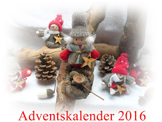 Adventskalender 2016 bei Biba & Co.